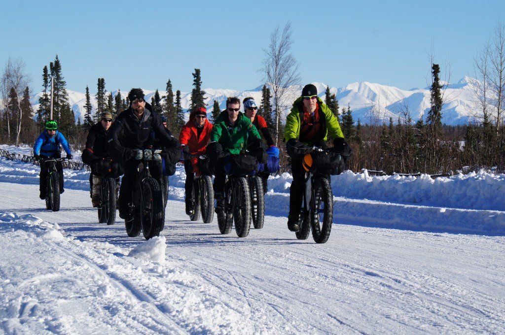 Fatbike Alaska© Angie Clover / Visit Anchorage