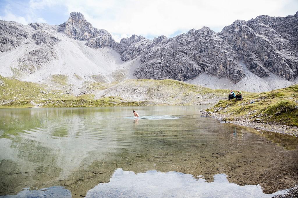 Traumtouren in den Lechtaler Alpen in Tirol